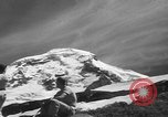 Image of damage from snow slide Mount Baker Washington USA, 1939, second 4 stock footage video 65675076322