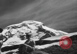 Image of damage from snow slide Mount Baker Washington USA, 1939, second 6 stock footage video 65675076322