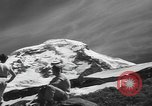 Image of damage from snow slide Mount Baker Washington USA, 1939, second 7 stock footage video 65675076322