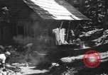 Image of damage from snow slide Mount Baker Washington USA, 1939, second 8 stock footage video 65675076322