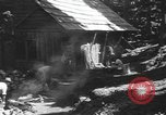 Image of damage from snow slide Mount Baker Washington USA, 1939, second 9 stock footage video 65675076322
