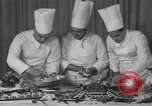 Image of International Chef's food show New York United States USA, 1939, second 11 stock footage video 65675076325