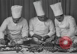 Image of International Chef's food show New York United States USA, 1939, second 12 stock footage video 65675076325