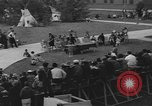 Image of Papoose beauty contest Salem Oregon USA, 1939, second 8 stock footage video 65675076326