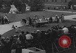 Image of Papoose beauty contest Salem Oregon USA, 1939, second 9 stock footage video 65675076326