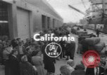 Image of American mercy ship California United States USA, 1954, second 1 stock footage video 65675076331