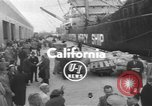 Image of American mercy ship California United States USA, 1954, second 4 stock footage video 65675076331