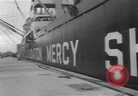 Image of American mercy ship California United States USA, 1954, second 12 stock footage video 65675076331