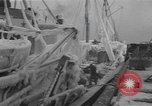 Image of American trawlers Boston Massachusetts USA, 1954, second 8 stock footage video 65675076332