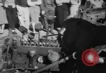Image of football match Atlanta Georgia USA, 1957, second 7 stock footage video 65675076342