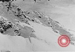 Image of avalanches United States USA, 1943, second 2 stock footage video 65675076345