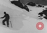 Image of avalanches United States USA, 1943, second 8 stock footage video 65675076347