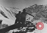 Image of avalanches United States USA, 1943, second 6 stock footage video 65675076350