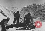 Image of avalanches United States USA, 1943, second 7 stock footage video 65675076350