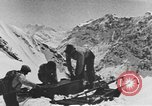 Image of avalanches United States USA, 1943, second 9 stock footage video 65675076350