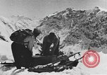 Image of avalanches United States USA, 1943, second 12 stock footage video 65675076350