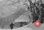 Image of German civilians Garmisch-Partenkirchen Germany, 1936, second 12 stock footage video 65675076352