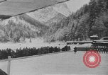 Image of ice hockey match Garmisch-Partenkirchen Germany, 1936, second 1 stock footage video 65675076355