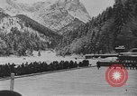 Image of ice hockey match Garmisch-Partenkirchen Germany, 1936, second 2 stock footage video 65675076355