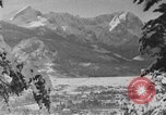 Image of winter sports Garmisch-Partenkirchen Germany, 1936, second 6 stock footage video 65675076357