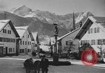 Image of winter sports Garmisch-Partenkirchen Germany, 1936, second 7 stock footage video 65675076357