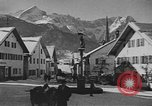 Image of winter sports Garmisch-Partenkirchen Germany, 1936, second 10 stock footage video 65675076357