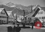 Image of winter sports Garmisch-Partenkirchen Germany, 1936, second 12 stock footage video 65675076357