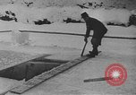 Image of bobsledding Garmisch-Partenkirchen Germany, 1936, second 7 stock footage video 65675076359