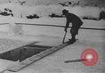 Image of bobsledding Garmisch-Partenkirchen Germany, 1936, second 9 stock footage video 65675076359
