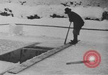 Image of bobsledding Garmisch-Partenkirchen Germany, 1936, second 11 stock footage video 65675076359