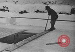 Image of bobsledding Garmisch-Partenkirchen Germany, 1936, second 12 stock footage video 65675076359