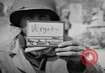 Image of United States soldiers Vergato Italy, 1945, second 2 stock footage video 65675076369