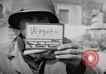 Image of United States soldiers Vergato Italy, 1945, second 3 stock footage video 65675076369