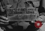 Image of U.S. forces advancing with heavy artillery Bologna Italy, 1945, second 2 stock footage video 65675076377