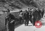 Image of U.S. forces advancing with heavy artillery Bologna Italy, 1945, second 7 stock footage video 65675076377