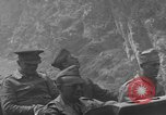 Image of United States officers Italy, 1945, second 9 stock footage video 65675076380