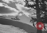 Image of skiing United States USA, 1941, second 2 stock footage video 65675076386