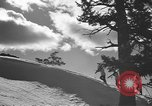 Image of skiing United States USA, 1941, second 3 stock footage video 65675076386
