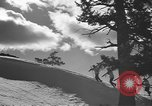 Image of skiing United States USA, 1941, second 4 stock footage video 65675076386