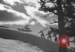Image of skiing United States USA, 1941, second 6 stock footage video 65675076386