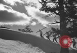Image of skiing United States USA, 1941, second 7 stock footage video 65675076386