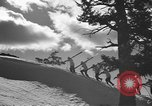 Image of skiing United States USA, 1941, second 9 stock footage video 65675076386