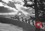 Image of skiing United States USA, 1941, second 11 stock footage video 65675076386