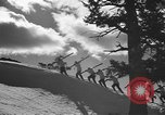 Image of skiing United States USA, 1941, second 12 stock footage video 65675076386