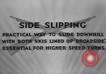 Image of skiing United States USA, 1941, second 4 stock footage video 65675076391