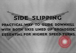 Image of skiing United States USA, 1941, second 8 stock footage video 65675076391