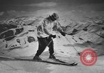 Image of skiing United States USA, 1941, second 10 stock footage video 65675076392