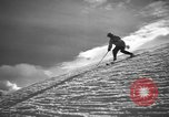 Image of skiing United States USA, 1941, second 11 stock footage video 65675076393