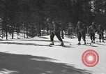 Image of skiing United States USA, 1942, second 4 stock footage video 65675076398