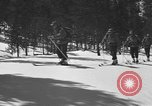 Image of skiing United States USA, 1942, second 5 stock footage video 65675076398